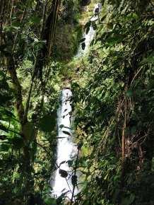 Cascada del Duende/ foto Jose A Jajoy Quincho