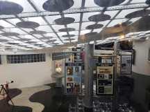 Museu do Eclipse/ foto Alcione da Anunciação Caetano
