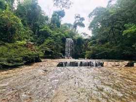 Cascadas y Piscinas Naturales del Güejar/ foto Nelson Andres Jimenez