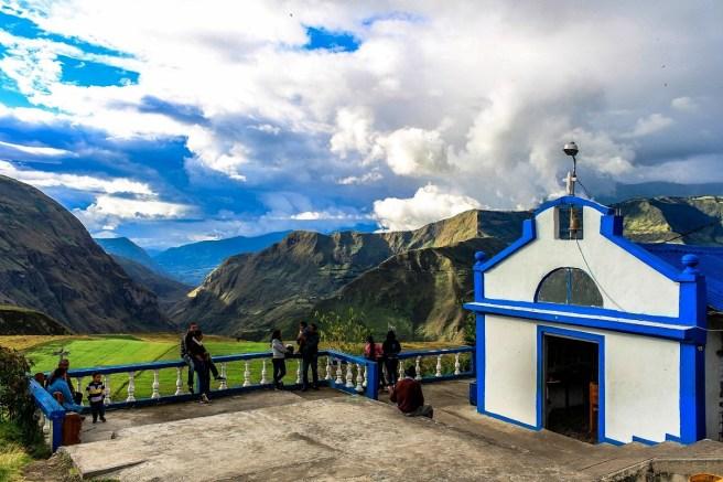 Mirador de la Capilla Niño Jesús de Santa Rosa