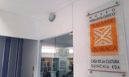 Museo Arqueológico Tierras de Xixaraca/ foto Arvey Alfonso Granada