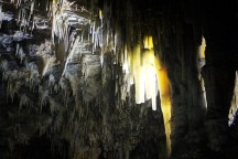 Cueva Los Carracos/ foto Krux Ltda Seguridad En Alturas