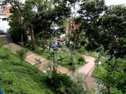Parque La Loma/ foto Jairo Rueda Serrano