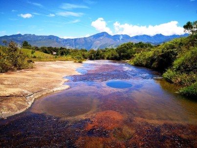 Quebrada Las Gachas