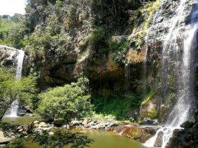 Cascadas de San Pacho