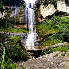Cascada de los Caballero/ foto Deybi Ayala