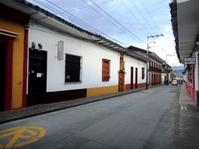 Centro Historico/ foto Jorge Chaparro Caceres