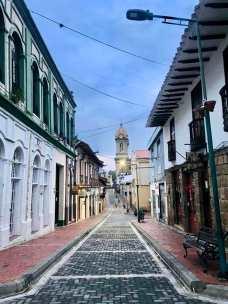 Centro Histórico/ foto Luis Carlos Monsalve