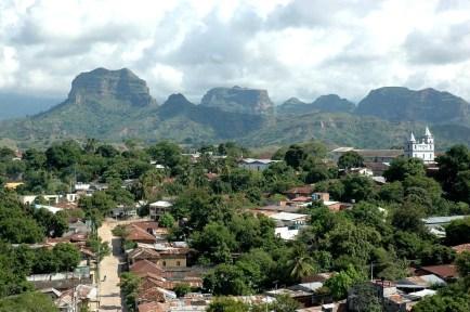 Cerros los Abechucos