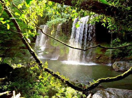 Cascadas de Chima/ foto Jorge Duitama Hernandez