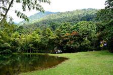 Parque Nacional Natural Farallones de Cali/ Centro de Educación Ambiental El Topacio CVC