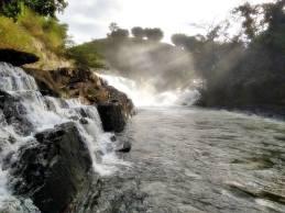 Cachoeira da Fumaça/ foto Solimir Teodoro da Silva