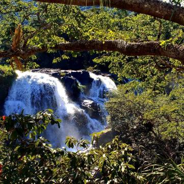 Cachoeira Véu das Noivas/ foto Janete Garnone