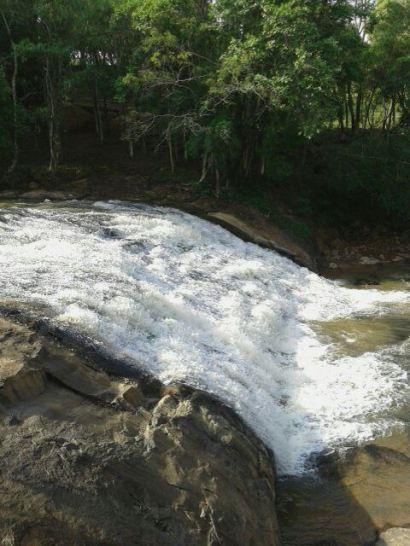 Parque Ecológico Municipal Cachoeira do Saltinho/ foto Diana Luzia