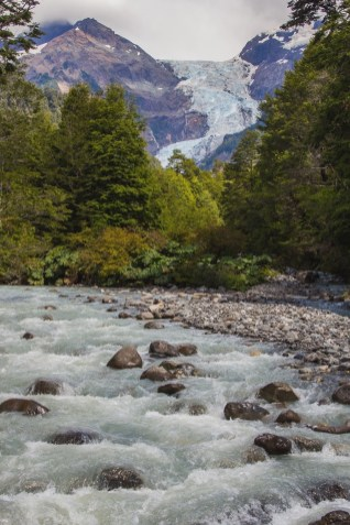 Glaciar Yelcho