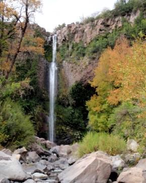 Reserva Nacional Altos del Lircay/ Salto Desplamado