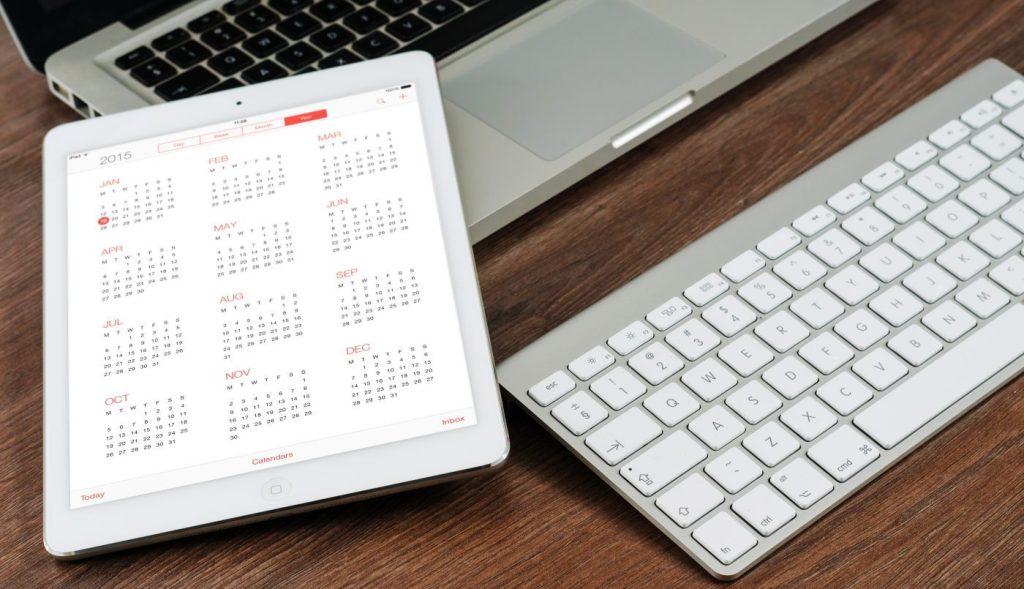 Organização e rotina