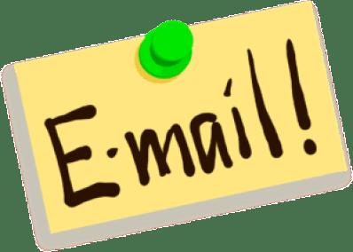 lista de email
