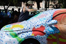 Lançamento FIAT MOBI - Praça Mendes Junior - Belo Horizonte - MG - Brasil. Foto: MPerez
