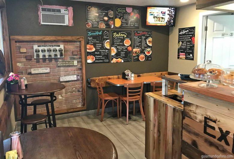 café do Celebration Suites Orlando