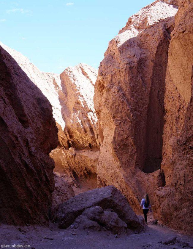 Garganta del Diablo Atacama