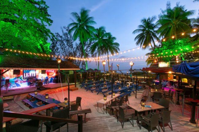 Harbour Lights: A night de Barbados. Foto do site oficial