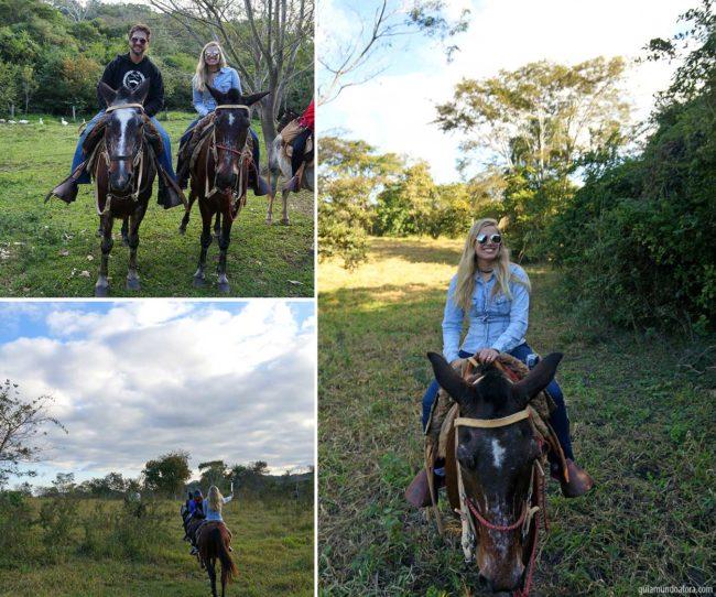 cavalgada em Bonito