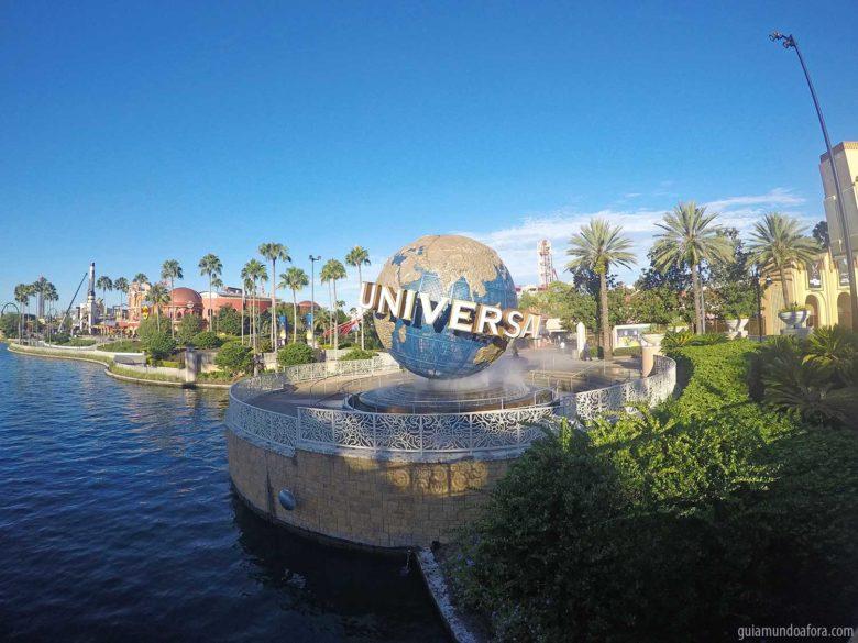 filas nos parques da Universal