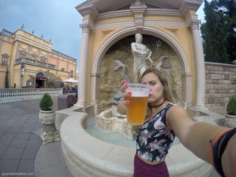 Cerveja Epcot