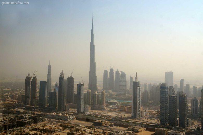 helicóptero em Dubai