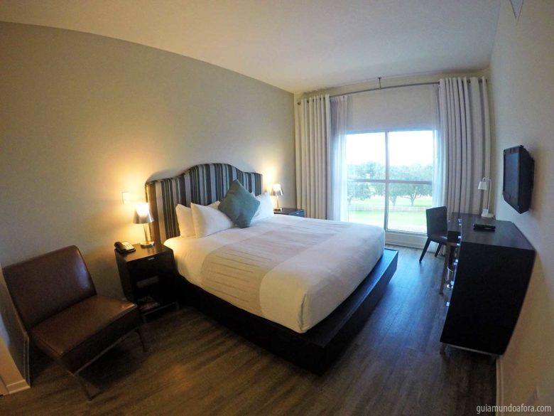 quarto de hotel para famílias em Orlando