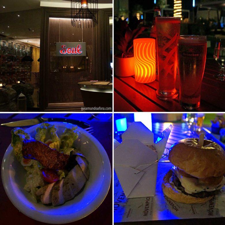 Soul para comer em Dubai
