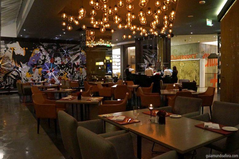 Soul restaurante em Dubai