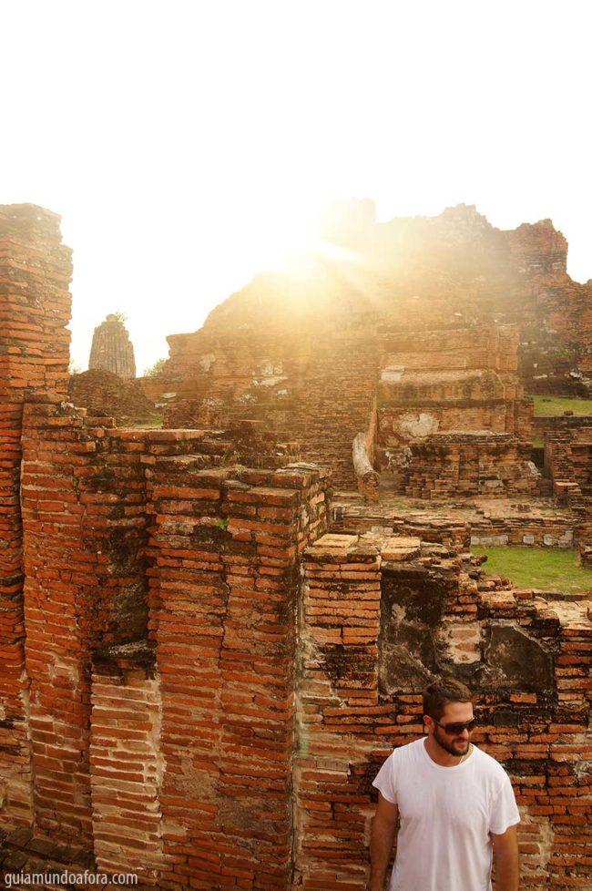 viagem para Tailândia Ayutthaya