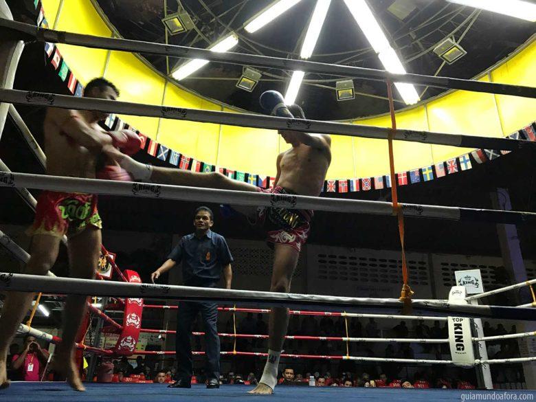 Viagem na Tailândia Muay Thai