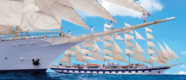 Veleiro da Star Clippers