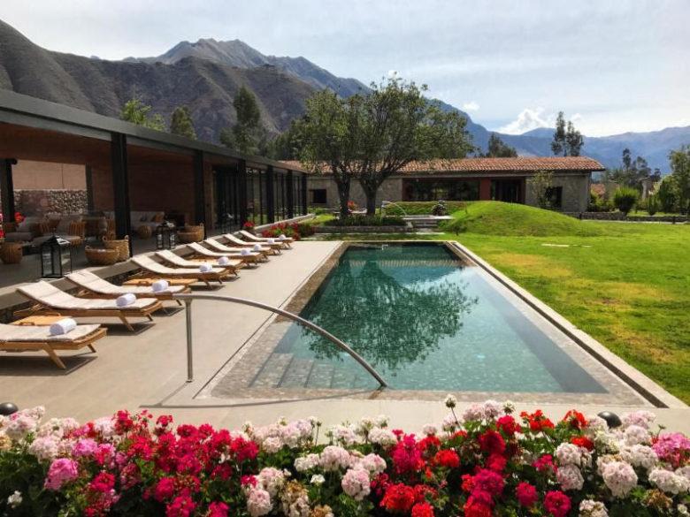piscinas incríveis ao redor do mundo: Sol y Luna
