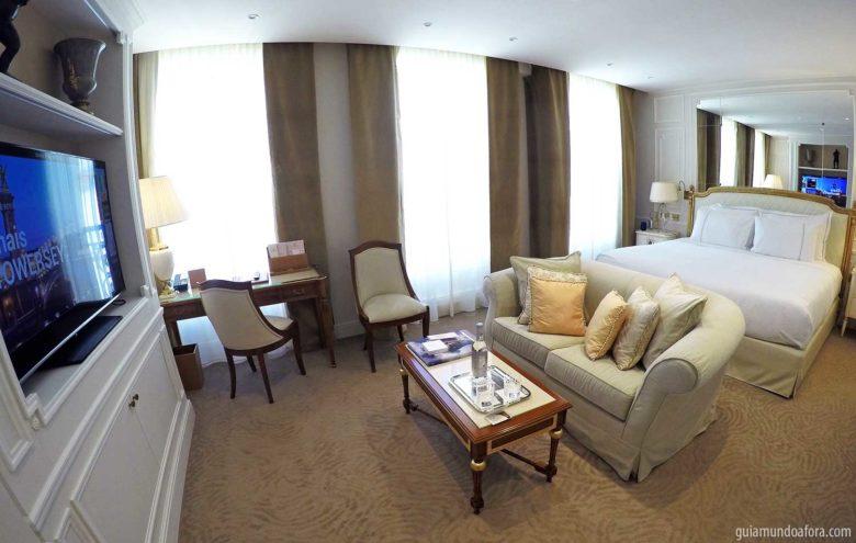 Hotel em Paris Splendide Royal