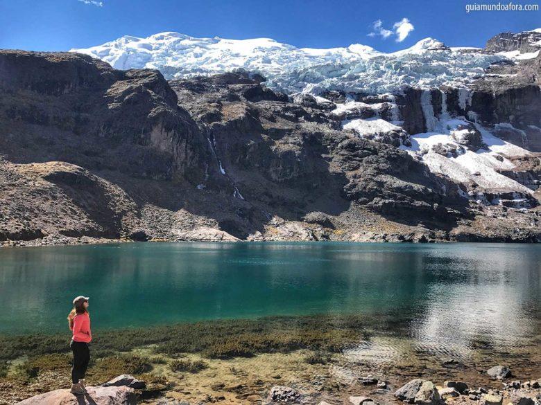 Ausangate Lake