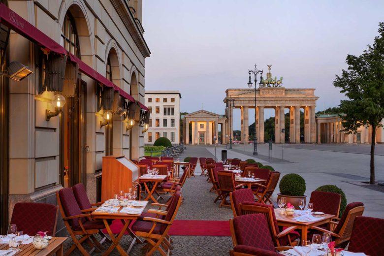 restaurante em Berlim Quarré