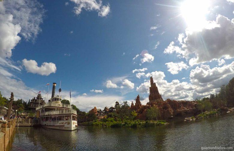 atrações da Disneyland Paris