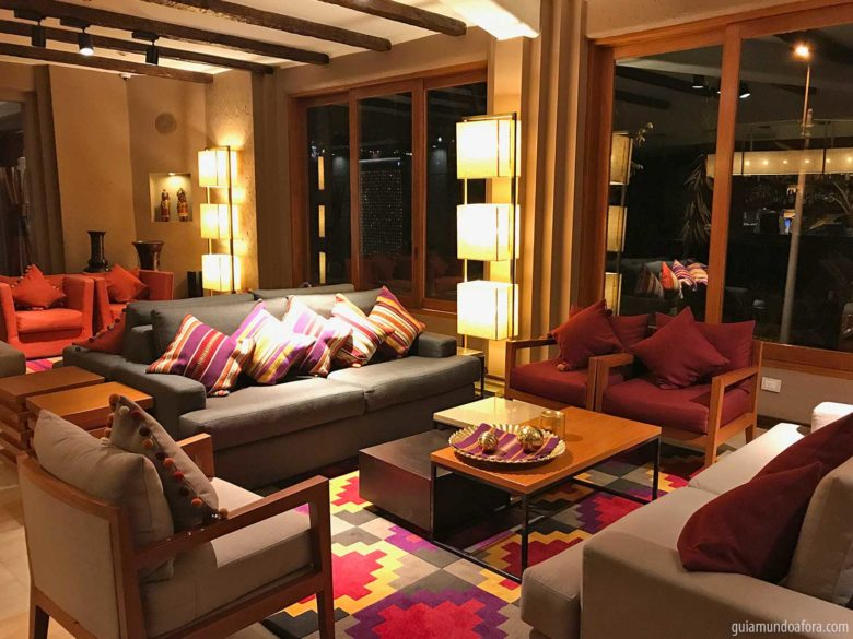 lobby hotel sumaq