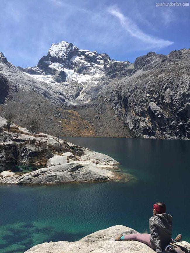 Lago Churup Peru