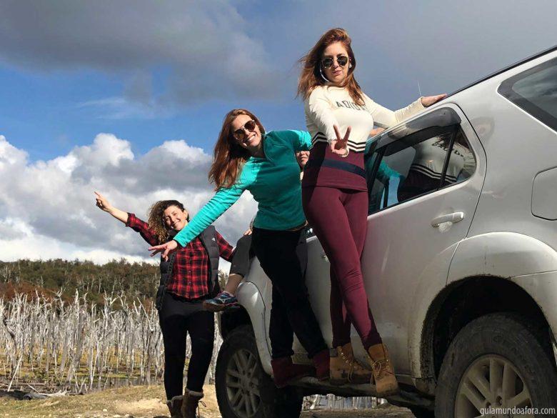 Passeio off road ushuaia