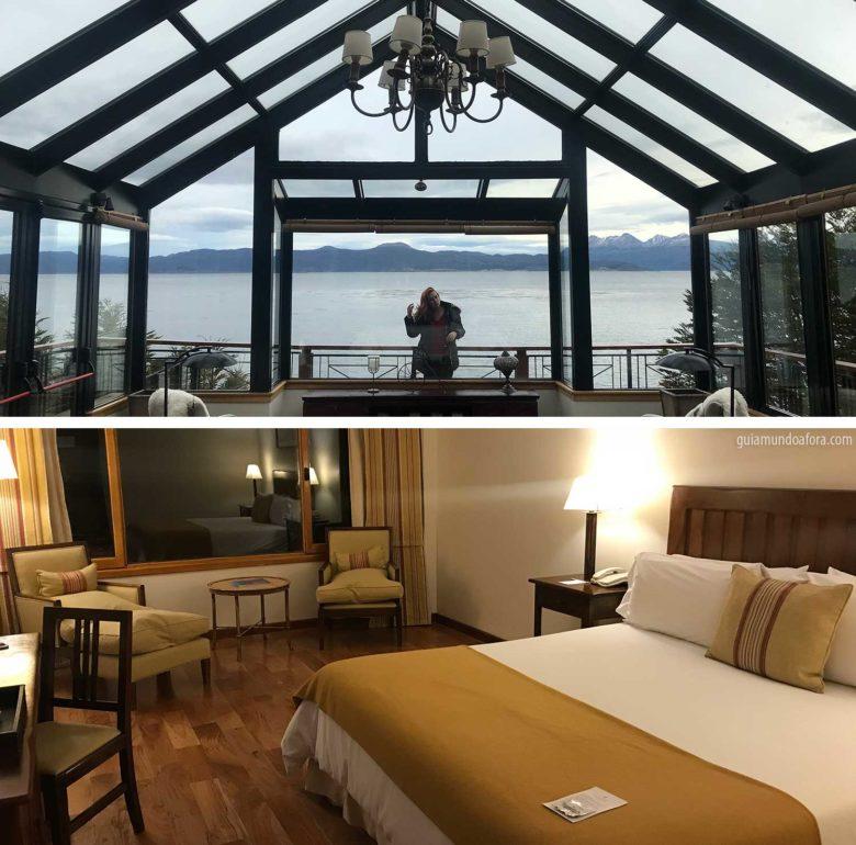 hotéis em ushuaia los cauquenes