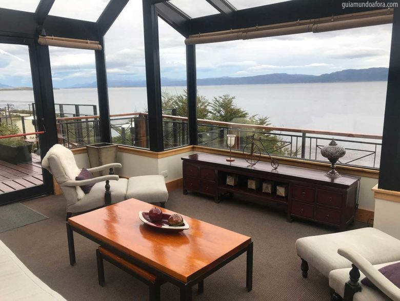 Hotel em Ushuaia los Cauquenes