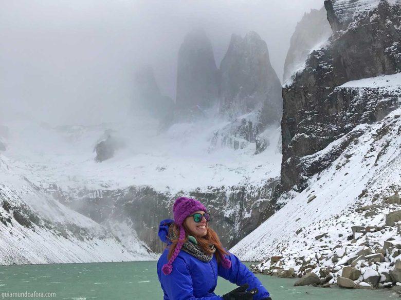 roteiro na Patagônia Torres del Paine