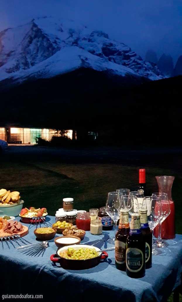 comida flaviabia expediciones patagonia