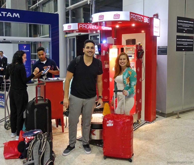 stand Protec Bag em Guarulhos