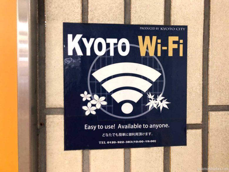 wifi japão